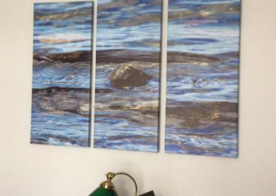 Laura triptych