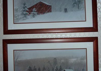 ag2Brian S. Amish snow photos
